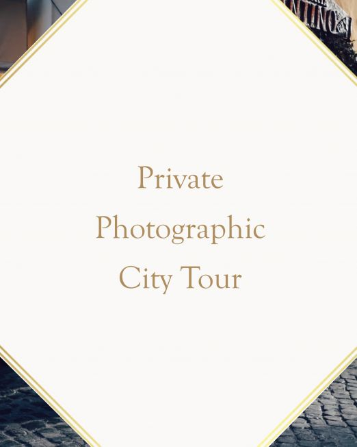 Private Photographic City Tour