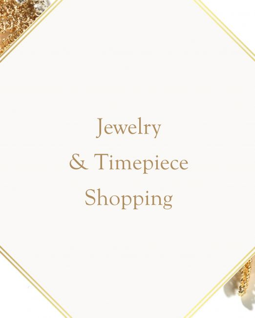 Jewelry & Timepiece Shopping in Italy