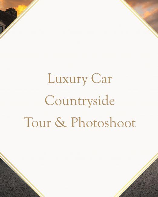 Italian Luxury Car or Motorbike Countryside Tour & Photoshoot