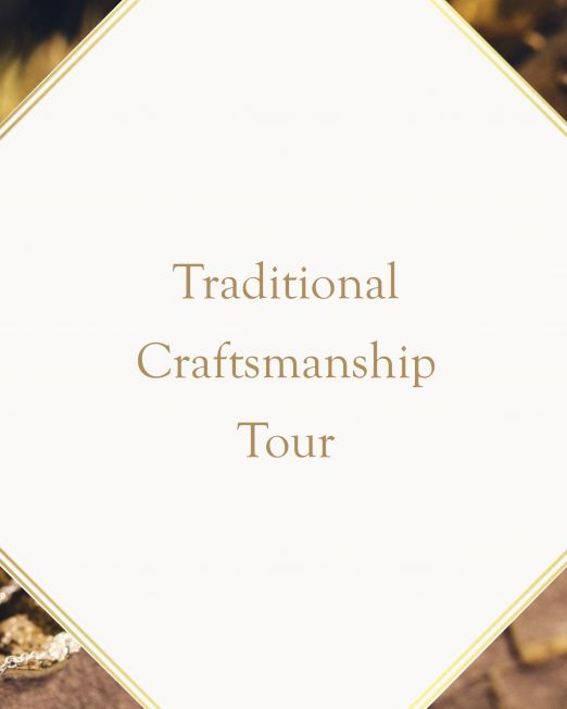 Traditional Craftsmanship Tour in Florence