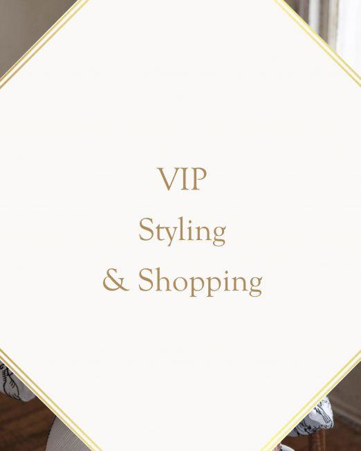 VIP Styling & Shopping
