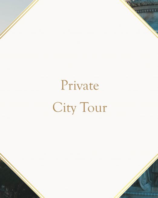 Private City Tour in Italy