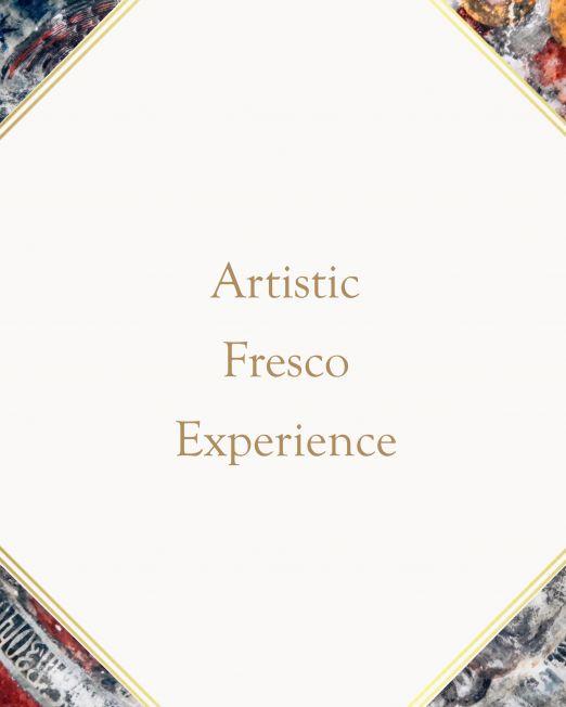 Italian fresco workshop in Florence