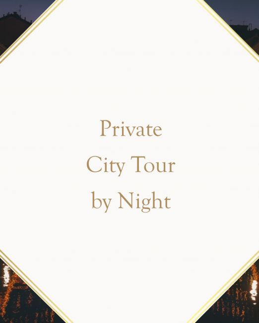 Private City Tour by Night in Italy
