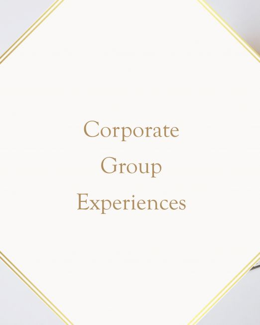 Corporate Group Experiences