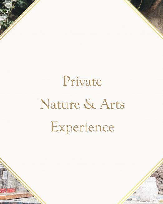 Private Nature & Arts Experience