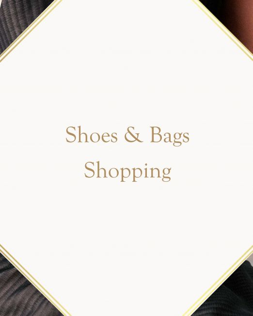 Shoes and Bags Shopping