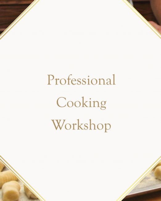 Professional Italian Cooking Workshop
