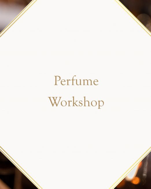 Perfume workshop in Florence