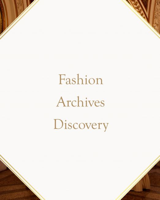 Fashion Archives Discovery