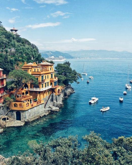 Yacht Italy Mediterranean Coast
