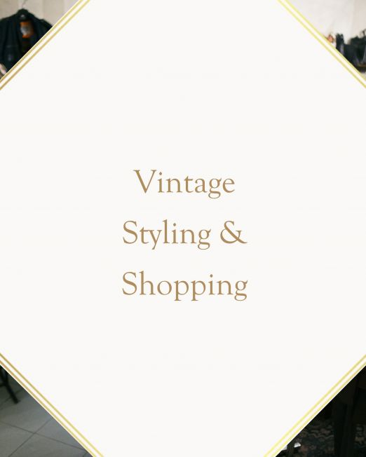 Vintage Styling & Shopping